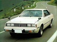 Mitsubishi Galant, 3 поколение, Lambda купе, 1976–1984