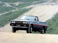 Mitsubishi L200, 1 поколение [рестайлинг], Пикап, 1981–1986