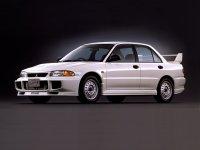 Mitsubishi Lancer Evolution, III, Седан, 1995–1996