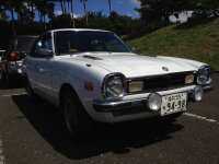 Mitsubishi Lancer, A70 [рестайлинг], Седан 4-дв., 1974–1976