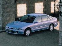 Mitsubishi Galant, 7 поколение, Хетчбэк, 1992–1998
