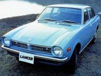 Mitsubishi Lancer, A70, Седан 4-дв., 1973–1974