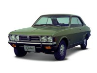 Mitsubishi Galant, 1 поколение, Купе, 1969–1975