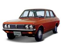 Mitsubishi Galant, 1 поколение, Седан, 1969–1975