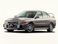 Mitsubishi Lancer Evolution, IV, Седан, 1996–1998