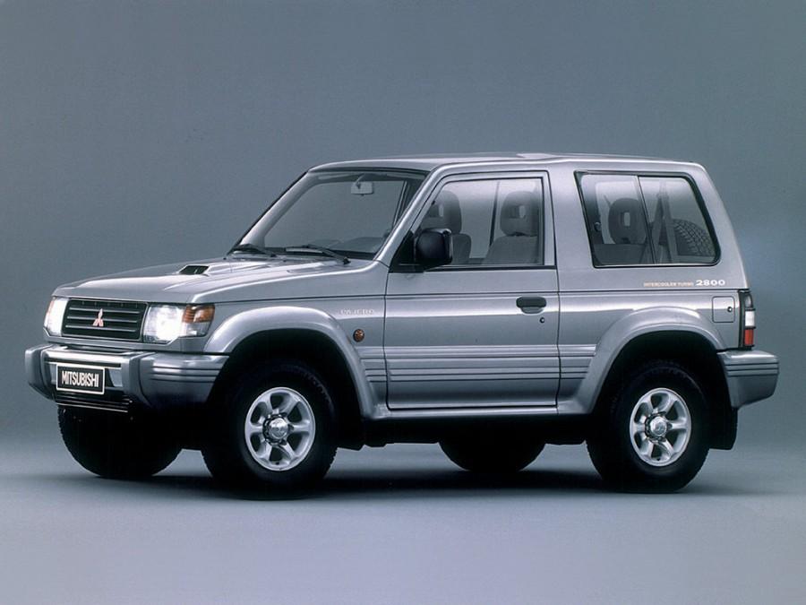 Mitsubishi Pajero Metal Top внедорожник 3-дв., 1991–1997, 2 поколение - отзывы, фото и характеристики на Car.ru