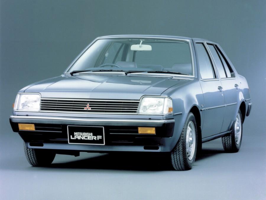 Mitsubishi Lancer Fiore седан, 1982–1983, 1 поколение - отзывы, фото и характеристики на Car.ru