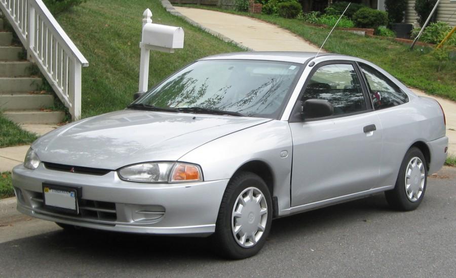 Mitsubishi Mirage купе, 1995–2002, 5 поколение - отзывы, фото и характеристики на Car.ru