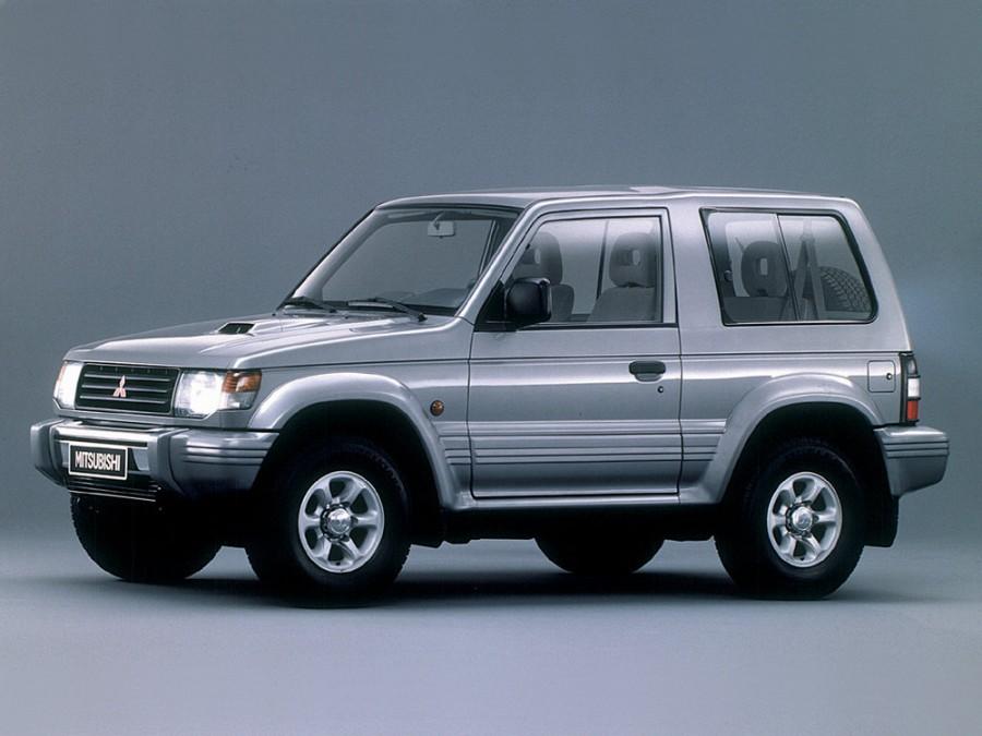 Mitsubishi Montero внедорожник 3-дв., 1991–1998, 2 поколение - отзывы, фото и характеристики на Car.ru
