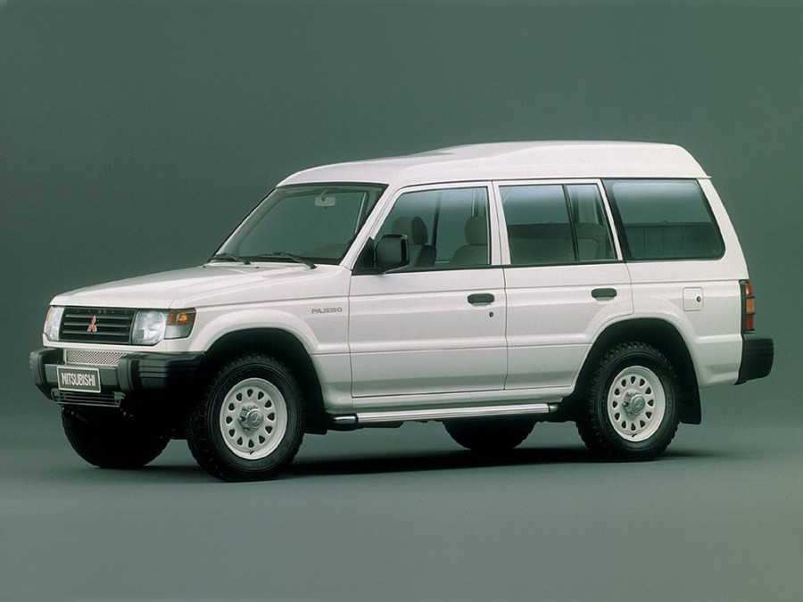 Mitsubishi Pajero High Roof Wagon внедорожник 5-дв., 1991–1997, 2 поколение - отзывы, фото и характеристики на Car.ru