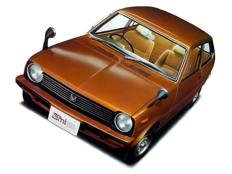 Mitsubishi Minica Ami 55 хетчбэк, 1977–1981, 4 поколение - отзывы, фото и характеристики на Car.ru