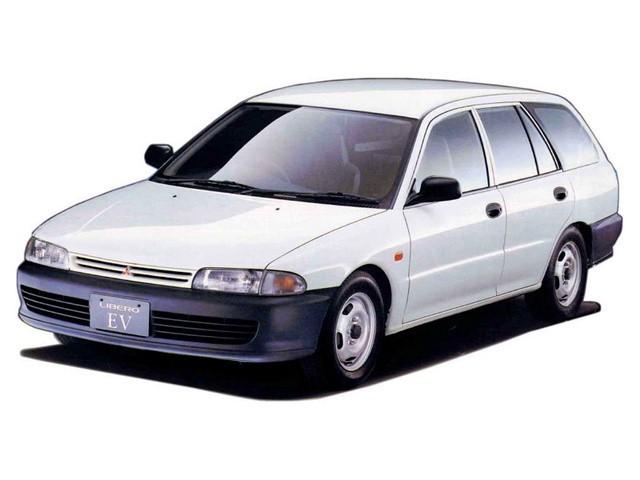 Mitsubishi Libero универсал, 1992–2003, 1 поколение - отзывы, фото и характеристики на Car.ru