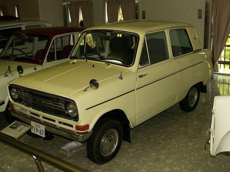 Mitsubishi Minica седан, 1966–1969, LA23 [2-й рестайлинг] - отзывы, фото и характеристики на Car.ru