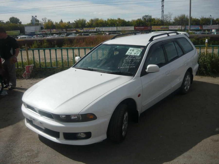 Mitsubishi Legnum универсал, 1996–2002, 1 поколение - отзывы, фото и характеристики на Car.ru