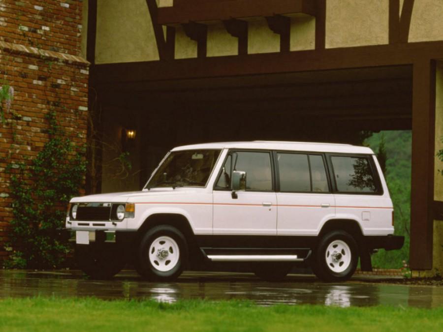 Mitsubishi Montero внедорожник 5-дв., 1982–1991, 1 поколение - отзывы, фото и характеристики на Car.ru