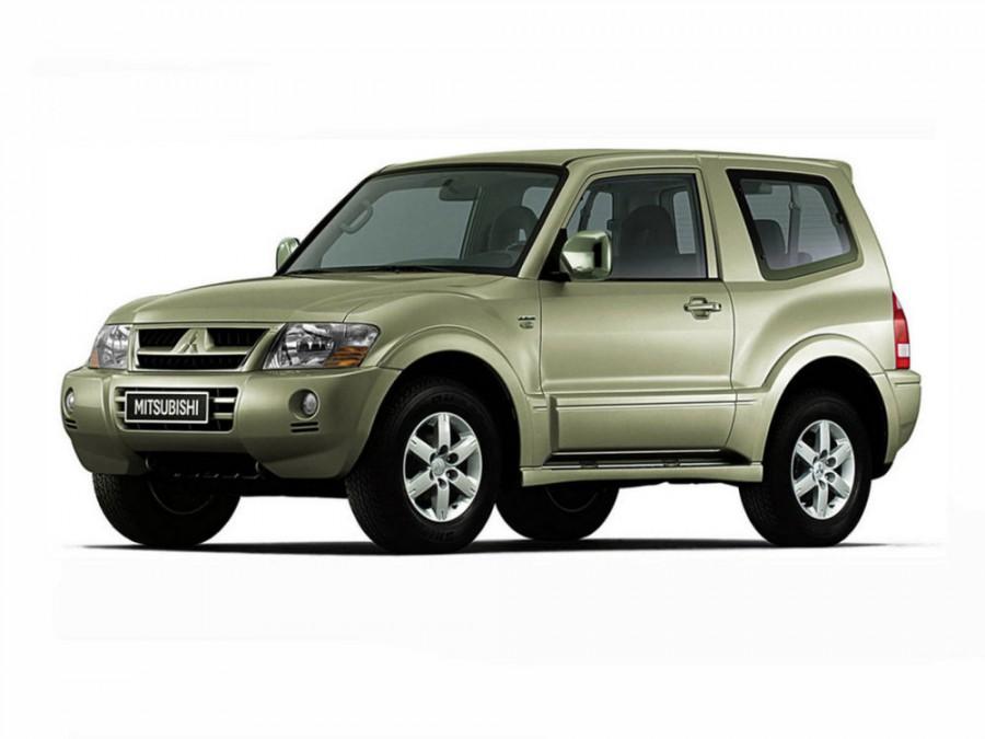 Mitsubishi Montero внедорожник 3-дв., 2003–2006, 3 поколение [рестайлинг] - отзывы, фото и характеристики на Car.ru