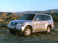 Mitsubishi Montero, 3 поколение [рестайлинг], Внедорожник 5-дв., 2003–2006