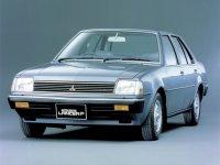 Mitsubishi Lancer Fiore, 1 поколение, Седан, 1982–1983