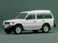 Mitsubishi Pajero, 2 поколение, High roof wagon внедорожник 5-дв., 1991–1997