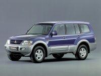 Mitsubishi Montero, 3 поколение, Внедорожник 5-дв., 1999–2003