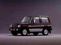 Mitsubishi Pajero, 1 поколение, Metal top внедорожник 3-дв., 1982–1991