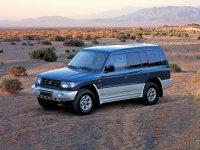Mitsubishi Montero, 2 поколение [рестайлинг], Внедорожник 5-дв., 1997–1999