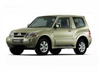 Mitsubishi Montero, 3 поколение [рестайлинг], Внедорожник 3-дв., 2003–2006