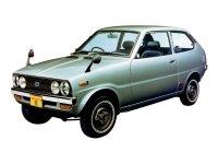 Mitsubishi Minica, F4, Хетчбэк, 1973–1976