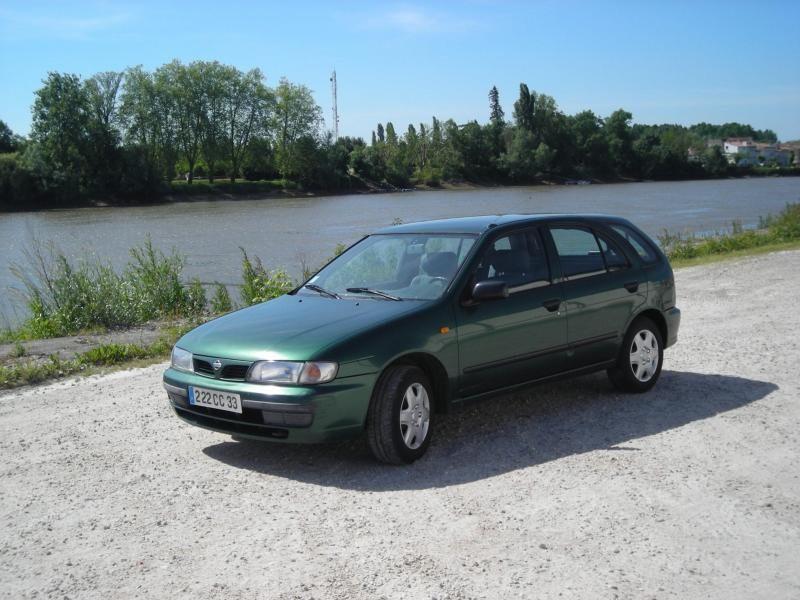Nissan Almera хетчбэк 5-дв., 1995–2000, N15 - отзывы, фото и характеристики на Car.ru
