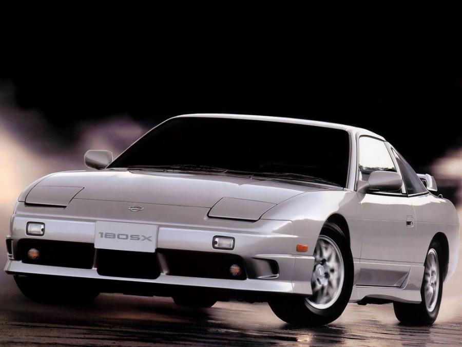 Nissan 180SX лифтбэк, 1996–1999, RPS13 [2-й рестайлинг] - отзывы, фото и характеристики на Car.ru