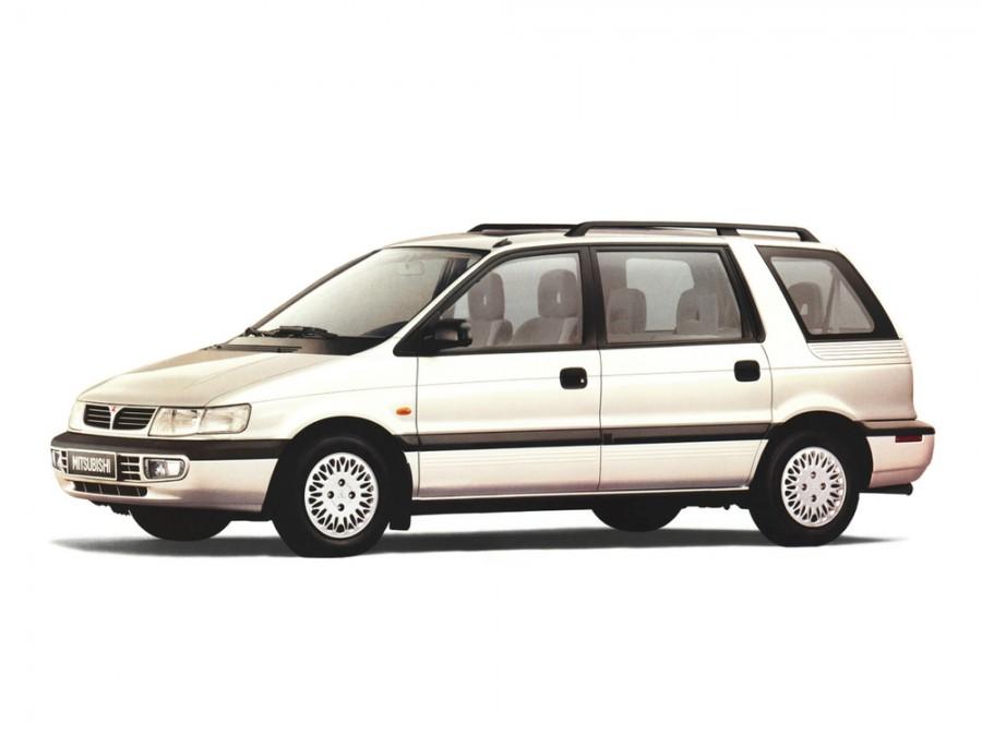 Mitsubishi Space Wagon минивэн, 1991–1998, Typ N30/N40 - отзывы, фото и характеристики на Car.ru
