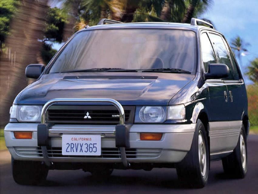 Mitsubishi RVR кроссовер 5-дв., 1991–1997, 1 поколение - отзывы, фото и характеристики на Car.ru