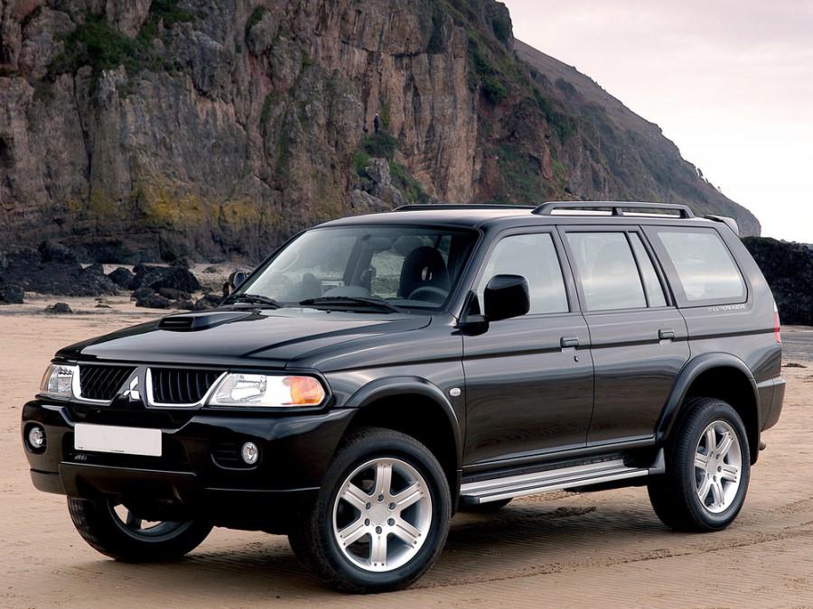 Mitsubishi Pajero Sport внедорожник, 2005–2008, 1 поколение [рестайлинг] - отзывы, фото и характеристики на Car.ru
