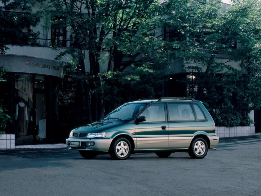 Mitsubishi Space Runner минивэн, 1995–1999, 1 поколение [рестайлинг] - отзывы, фото и характеристики на Car.ru