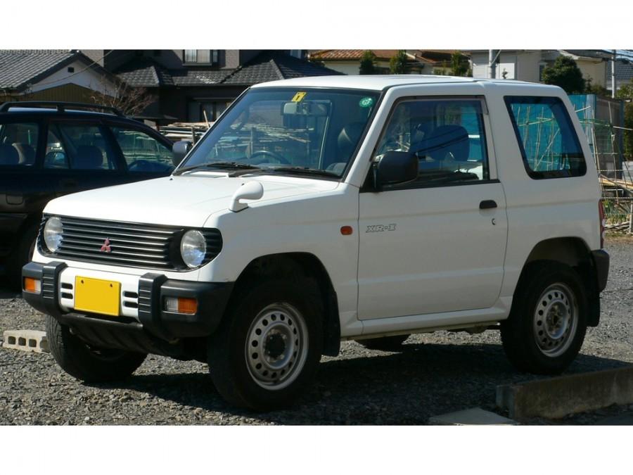 Mitsubishi Pajero Mini внедорожник, 1994–1998, H51/56A - отзывы, фото и характеристики на Car.ru