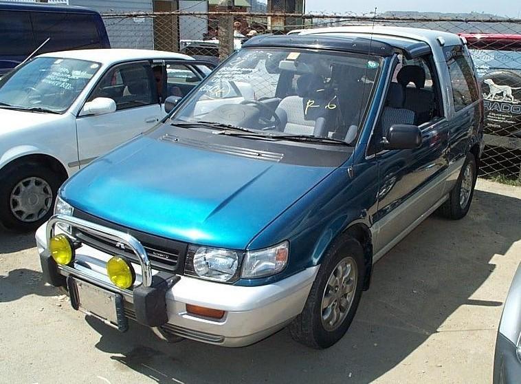 Mitsubishi RVR кроссовер 3-дв., 1991–1997, 1 поколение - отзывы, фото и характеристики на Car.ru