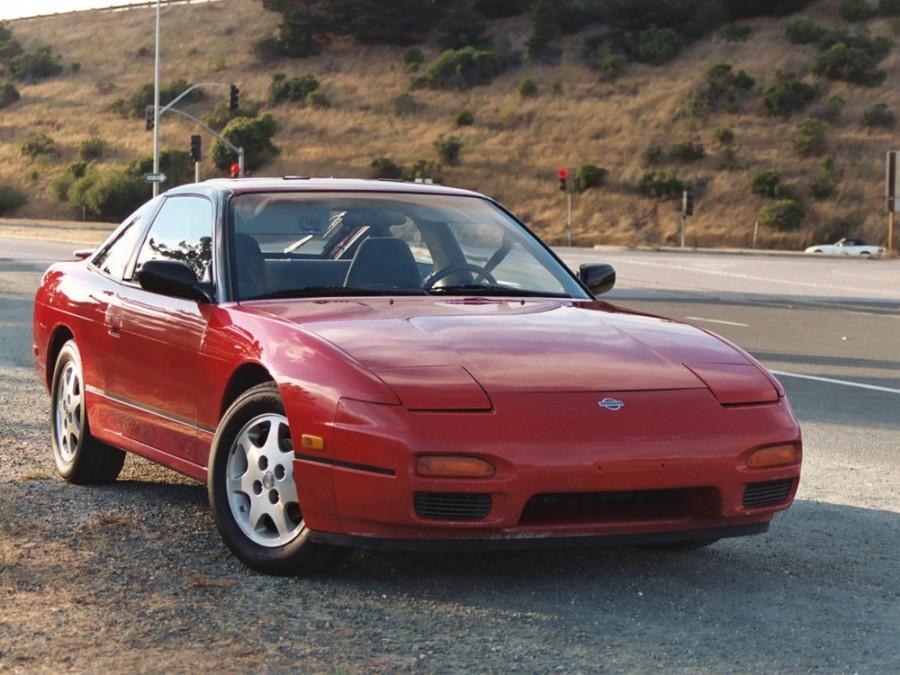 Nissan 240SX купе, 1991–1993, S13 - отзывы, фото и характеристики на Car.ru