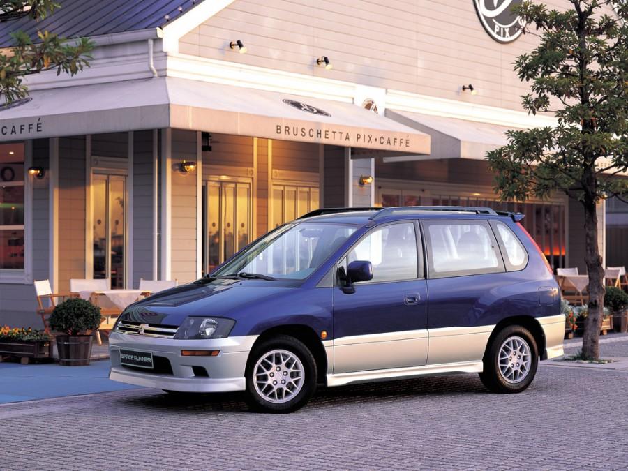 Mitsubishi Space Runner минивэн, 1999–2002, 2 поколение - отзывы, фото и характеристики на Car.ru