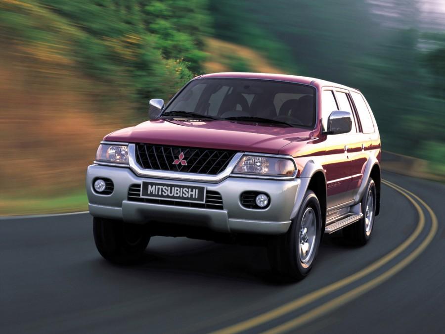 Mitsubishi Pajero Sport внедорожник, 1996–2005, 1 поколение - отзывы, фото и характеристики на Car.ru