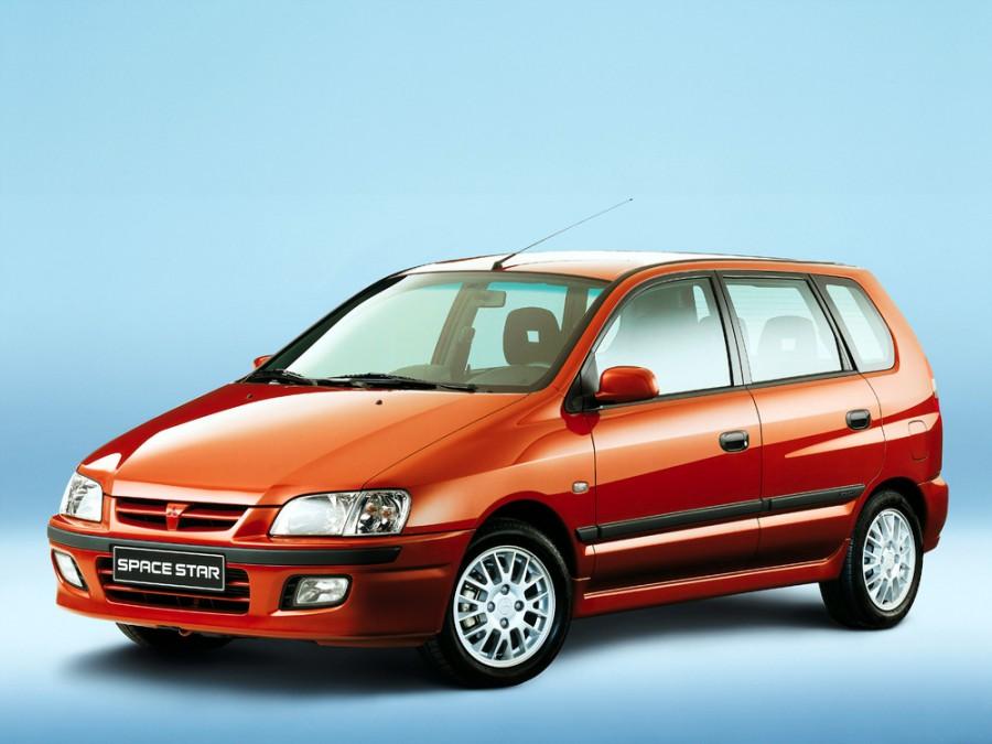 Mitsubishi Space Star минивэн, 1998–2002, 1 поколение - отзывы, фото и характеристики на Car.ru
