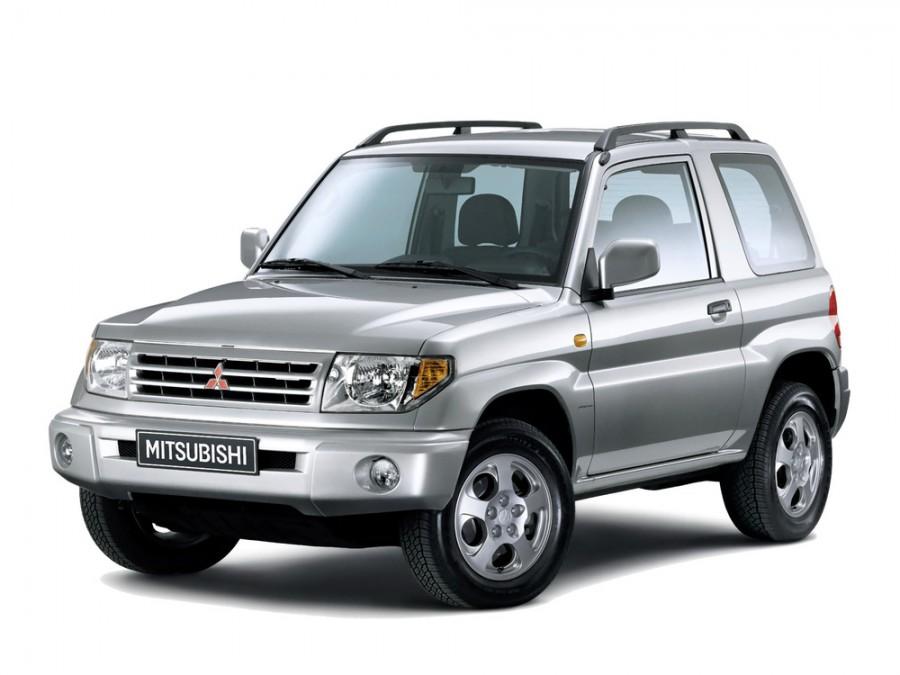 Mitsubishi Pajero Pinin внедорожник 3-дв., 1998–2006, 1 поколение - отзывы, фото и характеристики на Car.ru