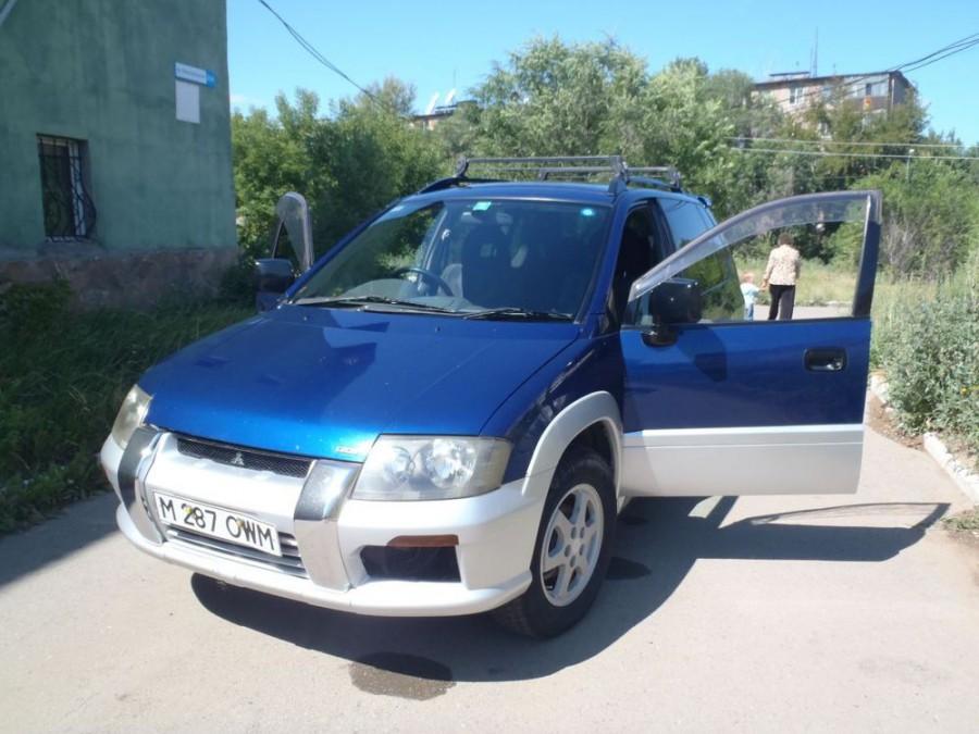 Mitsubishi RVR кроссовер, 1997–2002, 2 поколение - отзывы, фото и характеристики на Car.ru