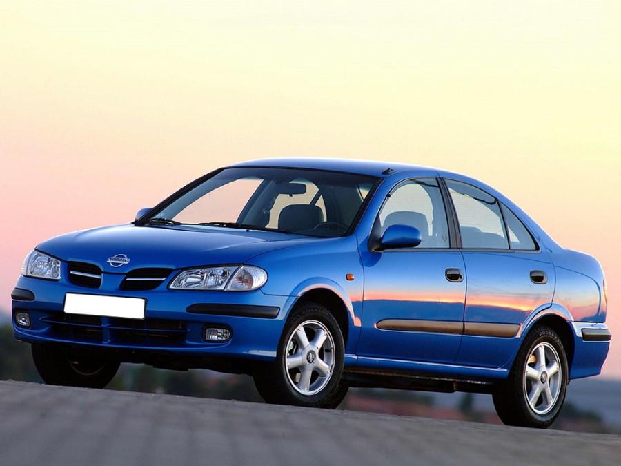 Nissan Almera седан, 2000–2006, N16 - отзывы, фото и характеристики на Car.ru