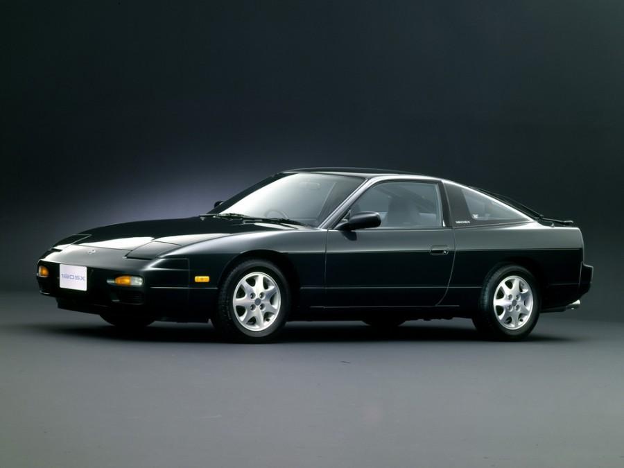 Nissan 180SX лифтбэк, 1991–1996, RPS13 [рестайлинг] - отзывы, фото и характеристики на Car.ru