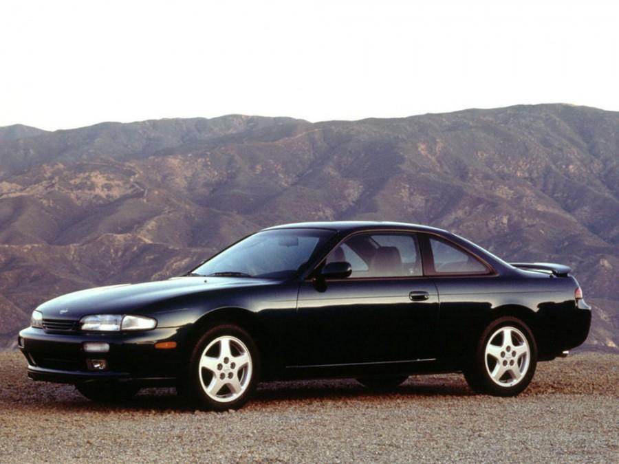 Nissan 240SX купе, 1995–1996, S14 - отзывы, фото и характеристики на Car.ru