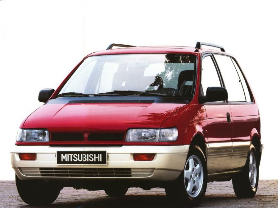 Mitsubishi Space Runner минивэн, 1991–1995, 1 поколение - отзывы, фото и характеристики на Car.ru