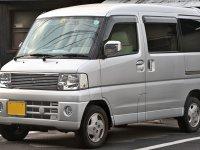 Mitsubishi Town Box, 1 поколение, Минивэн, 1999–2011
