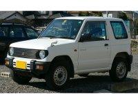 Mitsubishi Pajero Mini, H51/56A, Внедорожник, 1994–1998