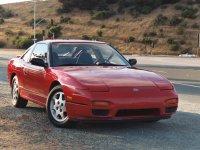 Nissan 240SX, S13, Купе, 1991–1993