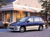 Mitsubishi Space Runner, 2 поколение, Минивэн, 1999–2002
